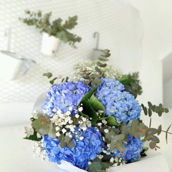 Ramo flores frescas