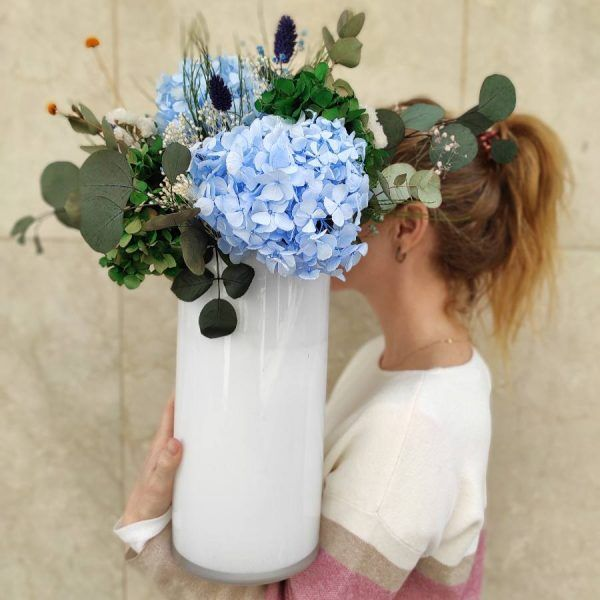 flores preservadas